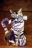 Wenskaart - cat_