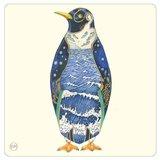 Onderzetter - pinguïn_