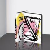 Notitieboek A6 - Al is Love by Marija Mandic, zacht leer_