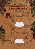 Houten kaart Grand Wooden Assembly - hobbelpaard_
