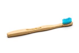 Humble Brush kindertandenborstel -  blauw