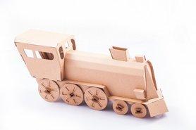 Bouwpakket Locomotief