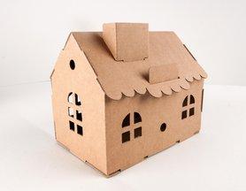 Bouwpakket Spaarpot - Huis