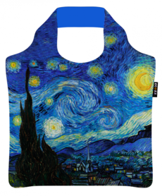 Ecoshopper De Sterrennacht - Vincent van Gogh