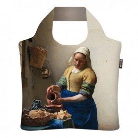 Ecoshopper Het Melkmeisje - Johannes Vermeer