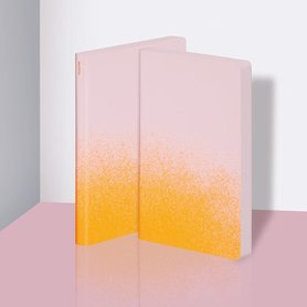 Notitieboek A5 - Orange Dust
