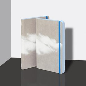 Notitieboek M - Cloud Blue