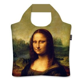 Ecoshopper Mona Lisa - Leonardo da Vinci