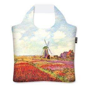 Ecoshopper Tulip fields in Holland - Claude Monet