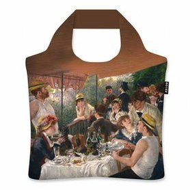 Ecoshopper Luncheon of the Boating Party - Pierre-Auguste Renoir
