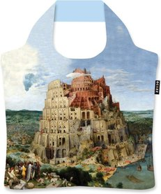 Ecoshopper The Tower of Babel - Pieter Bruegel