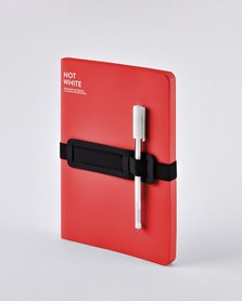 Notitieboek A5 - Not White Red