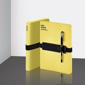 Notitieboek A5 - Not White Yellow