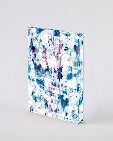 Notitieboek A5 - Strata, jeans label - vegan