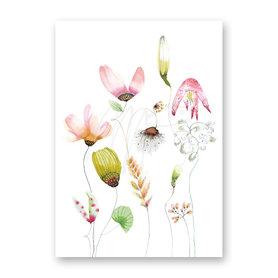 Wenskaart - Botanical joy