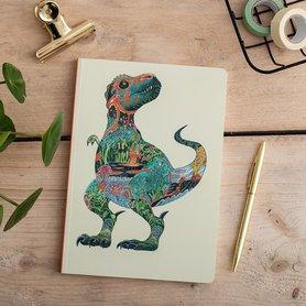 Notitieboek - dino / T-Rex