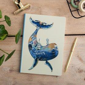 Notitieboek - walvis