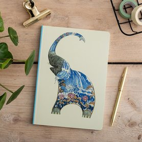 Notitieboek - olifant
