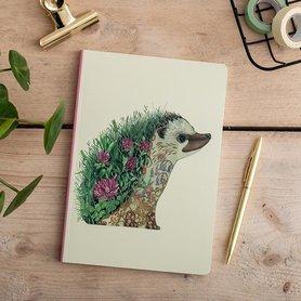 Notitieboek - egel