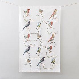 Theedoek - songbirds