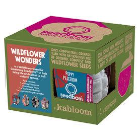 Zaadbommen - Wildflower Wonders
