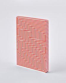 Notitieboek A5 - On - Off, zacht leer
