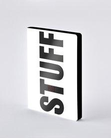 Notitieboek A5 - Hot Stuff, zacht leer, thermo