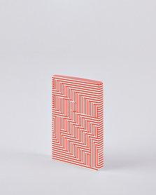 Notitieboek A6 - On - Off, zacht leer