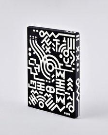 Notitieboek A5 - Metropolis, zacht leer