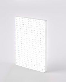 Notitieboek A5 - Dots by Myriam Beltz, jeans label - vegan