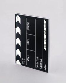 Schetsboek A4 - Clapper Board