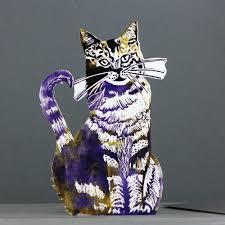 Wenskaart - cat
