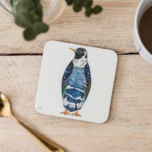 Onderzetter - pinguïn