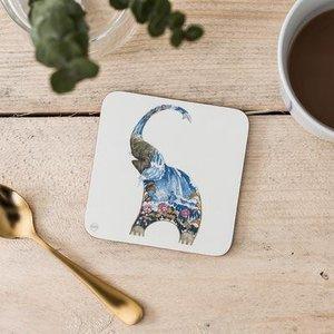 Onderzetter - olifant