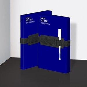Notitieboek A5 - Not White Blue