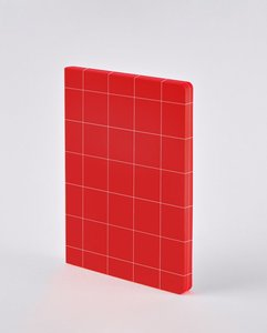 Notitieboek A5 - Break the Grid Red