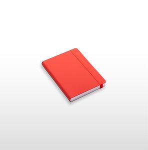 Notitieboek A6 - Heaven Red